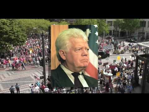 Rep. Jim McDermott Speech - HEALTHCARE MARCH in Seattle on May 30, 2009