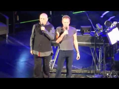Peter Gabriel & Sting, Games Without Frontiers - Toronto 2016