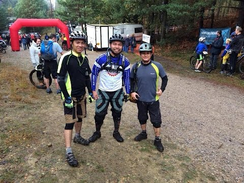 Gorrick Endura Autumn XC Race at Crowthorne Wood -Sikad UK