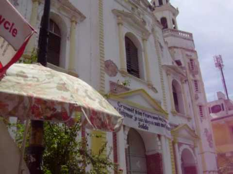 Jacmel, Haiti Market Travel Video