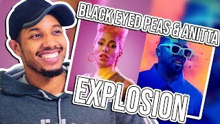 Baixar Black Eyed Peas & Anitta -  eXplosion REACTION