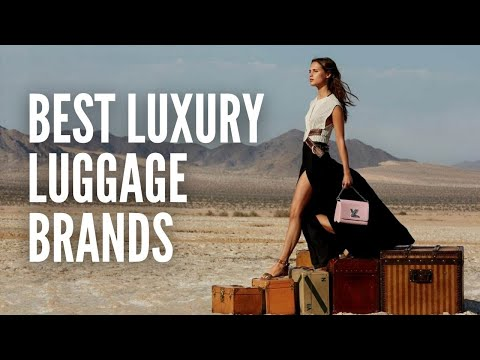 The 10 Best Luxury Luggage Lines for Every Traveler