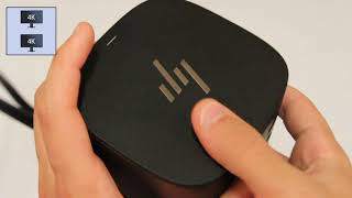HP Thunderbolt Dock 230W G2 - Unboxing
