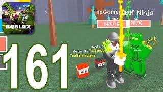 ROBLOX - Gameplay Walkthrough Part 161 - Ninja Masters (iOS, Android)