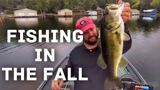 The How to Fish the Fall Transition Video - Bass Fishing