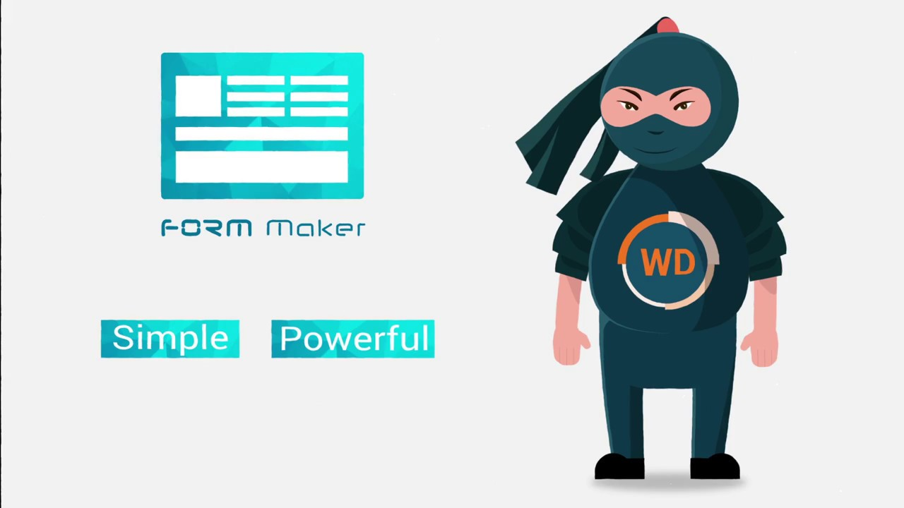 WordPress Form Maker Installation