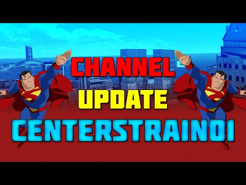 Channel Update - Computer Crashed
