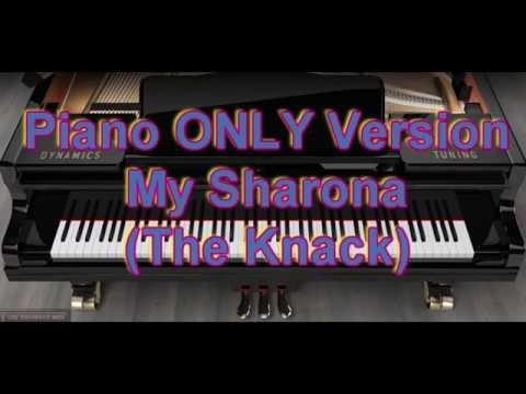 Piano ONLY Version - My Sharona (The Knack) mp3