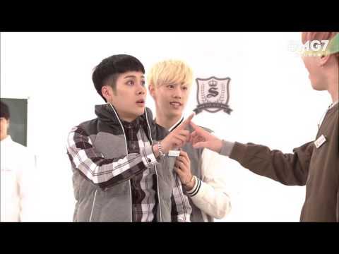 [ENG SUB] 161123 One Point Korean Lesson Ep #32 - GOT7