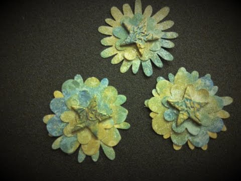 Fabric and Clay Embellishments
