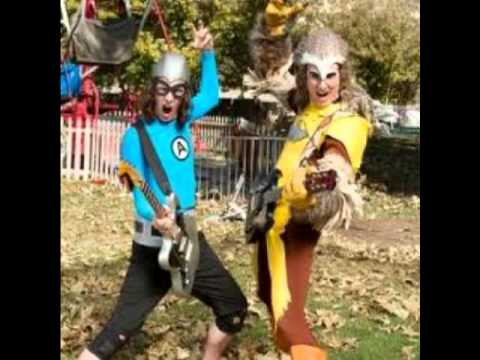 JCSVM  Aquabats interview Ricky Fitness andd Jason Devilliers