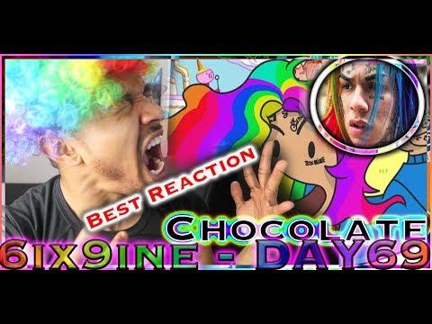 🔥😱HARDEST SONG ON THE ALBUM! 6IX9INE - CHOCOLATE - REACTION🔥😱