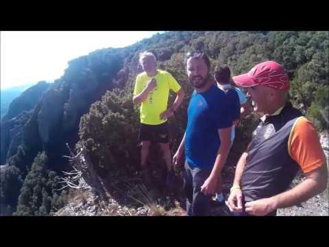 La Roca Encavalcada, Sant llorenç del Munt