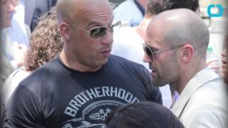 Jason Statham Staying Out of Vin Diesel/The Rock Drama