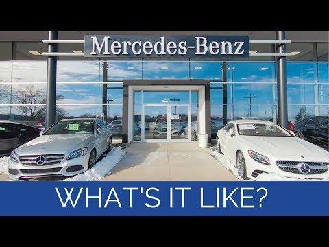 Tour Of Zimbrick European   Mercedes-Benz In Madison WI