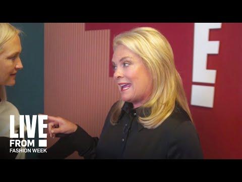 Pamella Roland Reveals She'd Love to Dress Princess Diana | NYFW | E!
