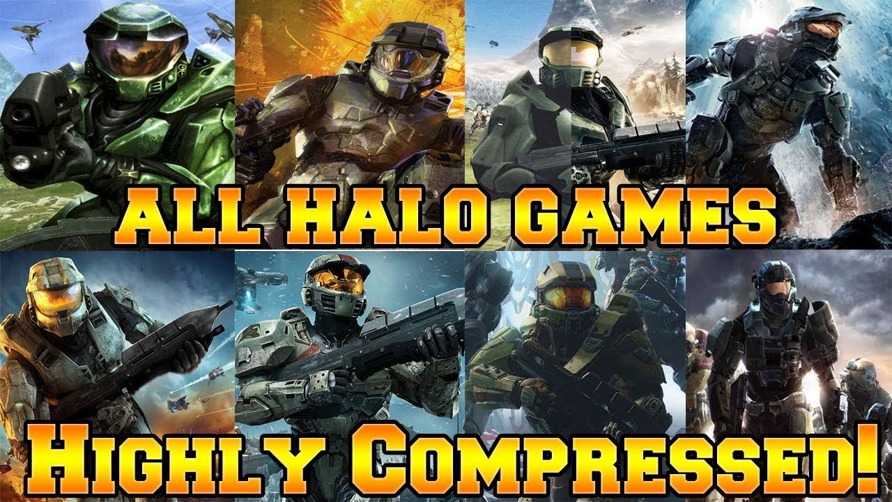 halo 2 highly compressed 100mb