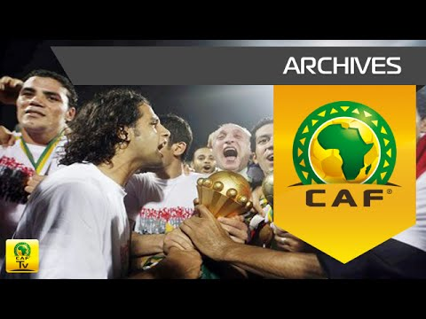 Cameroon vs Egypt Final  Africa Cup of Nations, Ghana 2008