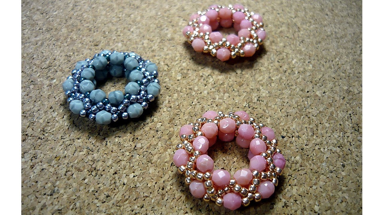 How to simple beaded pendant beading step by step tutorial for how to simple beaded pendant beading step by step tutorial for beginners aloadofball Images