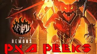 Casual Papercraft Diablo! - Book of Demons (PC, Xbox One) (Early Access 15/01/2017) - PXA Peeks