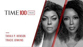 Taraji P. Henson And Tracie Jenkins   TIME100 Talks