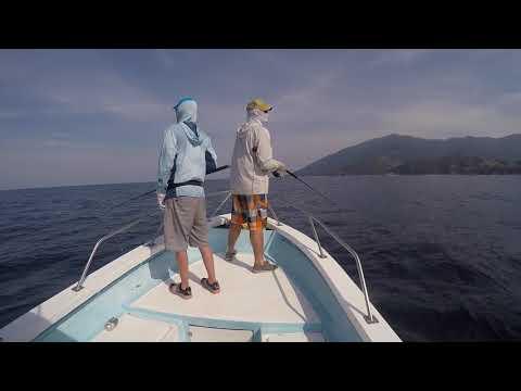 Part VII - Puerto Vallarta, MX Spin Cast Fishing Popping (Day 2)