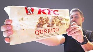 КУРРИТО В KFC!
