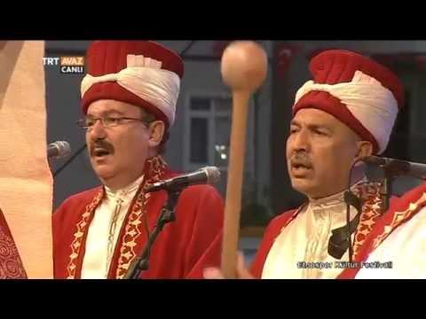 Çırpınırdın Karadeniz - Mehteran Takımı - Etnospor Kültür Festivali - TRT Avaz