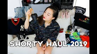 [Haul] Chị Lùn Mua Gì Cho Hè 2019 | YSL, AlexanderWang, Gucci, Kaws, Balenciaga, FOREO