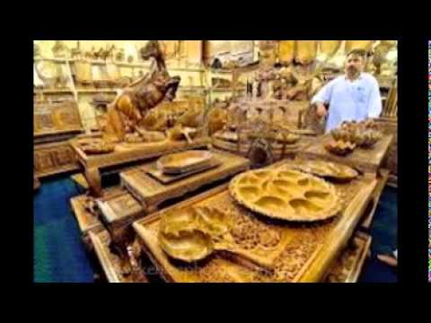 Handicrafts Of Kashmir Youtube