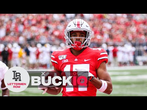 BuckIQ: 'Off-the-charts' production from Chris Olave normal to Buckeyes now