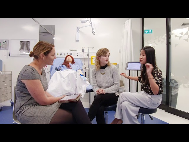 A Conversation with students from the Macquarie Doctor of Medicine