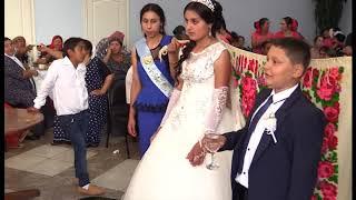 Цыганская Свадьба Леша и Оля  г  Пенза 2 часть