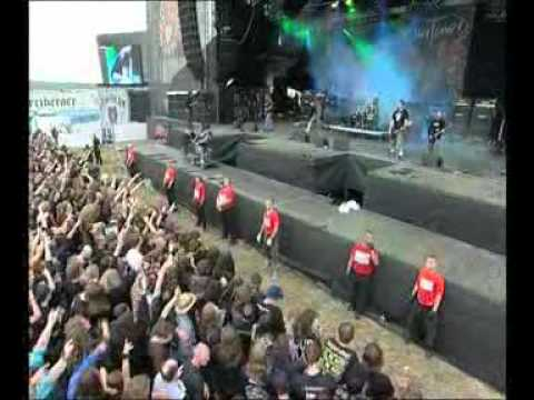 Obituary - Till Death (live @ With Full Force 2005)