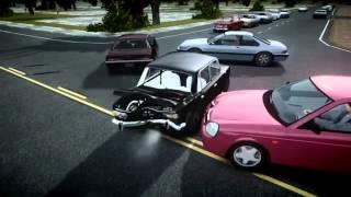 Жесть! Подборка аварий в GTA  4. Смотреть всем! Русские маты(Жесть! Подборка аварий в GTA 4. Смотреть всем! Русские маты от водителей,, 2013-08-09T12:34:28.000Z)