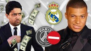 MBAPPÉ ANNONCE SON DÉPART DU PSG POUR LE REAL MADRID ?!