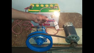 Generator Make with Motor How to Make 230v Generator Diy Energy Generator Universal Motor to DC Gene