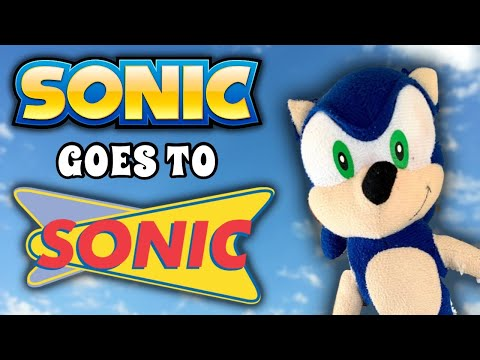 Sonic Goes To Sonic!