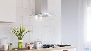 Кухонная вытяжка ELEYUS OPTIMA - видео обзор т-образной вытяжки