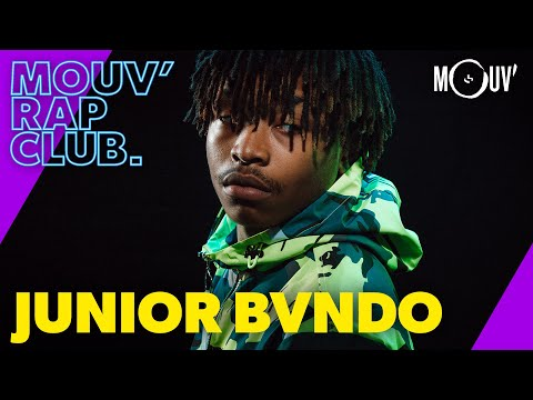 Youtube: JUNIOR BVNDO : « Mon premier album sortira en 2020 »