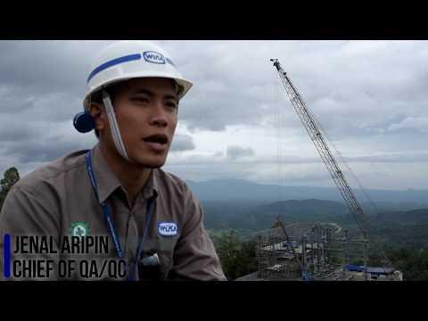GEOTHERMAL POWER PLANT PROJECT, LUMUT BALAI - PT. WIJAYA KARYA (PERSERO) TBK,