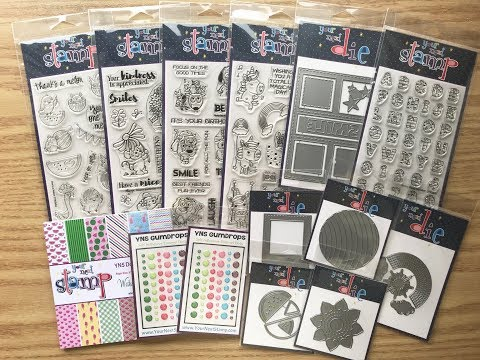 Your Next Stamp April Release Haul (Stamp, Create, Repeat Series)
