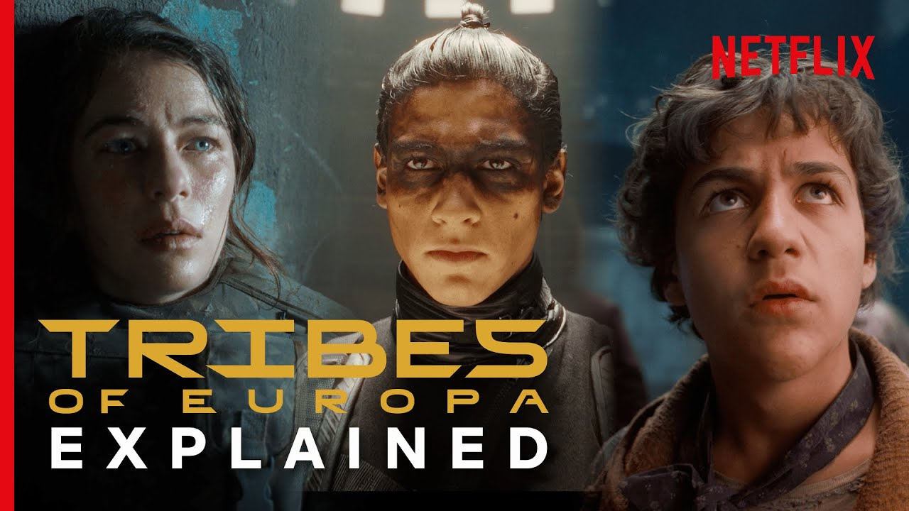 Download Tribes of Europa | S1 Recap and Ending Explained - SPOILERS