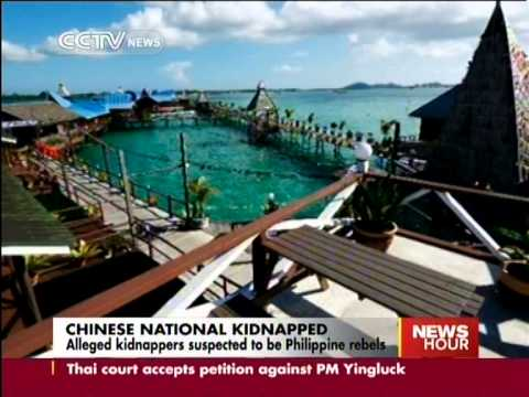 Tourist allegedly kidnapped on Malaysian resort island