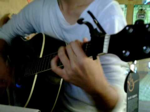 Lady Gaga Speechless Guitar Cover - YouTube