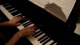 Slipknot - Vermillion Part 2 (Bloodstone Remix) Piano Cover