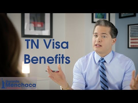 TN Visa Benefits, USA 2020