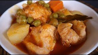 How to Cook Chicken Afritada Recipe
