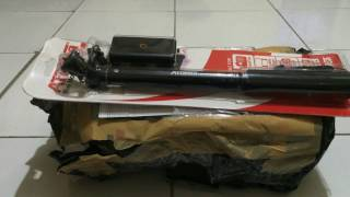 Unboxing Xiaomi Yi Cam International Black dan Aksesorisnya