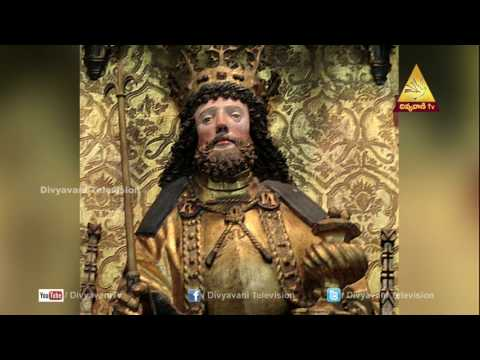 St. Canute IV | Fr.Thumma Velangini, Mana Puneethulu(19-Jan) | Divyavani TV